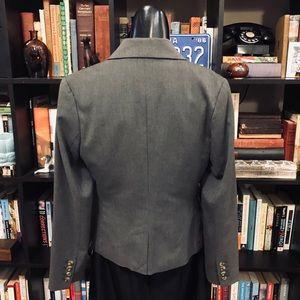 Isaac Mizrahi for Target Jackets & Coats - Issac Mizrahi for Target Grey One Button Blazer